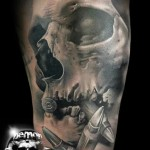 demon tattoo 1 150x150 - Demon Tattoos Design Ideas Pictures Gallery
