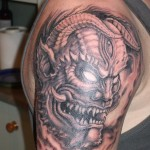 demon tattoo 11 150x150 - Demon Tattoos Design Ideas Pictures Gallery