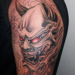 demon tattoo 12 150x150 - Demon Tattoos Design Ideas Pictures Gallery