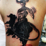 demon tattoo 5 150x150 - Demon Tattoos Design Ideas Pictures Gallery