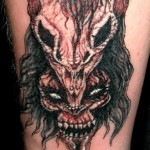demon tattoo 9 150x150 - Demon Tattoos Design Ideas Pictures Gallery