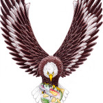 eagle tattoo 12 150x150 - Eagle Tattoos Design Ideas Pictures Gallery