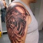 eagle tattoo 8 150x150 - Eagle Tattoos Design Ideas Pictures Gallery