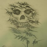 ghost tattoo 1 150x150 - Ghost Tattoos Design Ideas Pictures Gallery