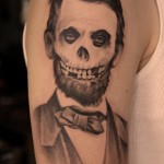 ghost tattoo 10 150x150 - Ghost Tattoos Design Ideas Pictures Gallery