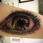 ghost tattoo (14)