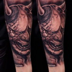 ghost tattoo 2 150x150 - Ghost Tattoos Design Ideas Pictures Gallery