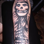 ghost tattoo 4 150x150 - Ghost Tattoos Design Ideas Pictures Gallery