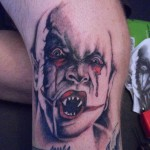 ghost tattoo 9 150x150 - Ghost Tattoos Design Ideas Pictures Gallery