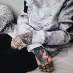 h1 150x150 - Hand Tattoos Designs Ideas Pictures Gallery