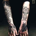 h12 150x150 - Hand Tattoos Designs Ideas Pictures Gallery