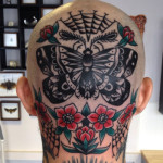 head12 150x150 - 100's of Head Tattoo Design Ideas Picture Gallery