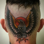 head13 150x150 - 100's of Head Tattoo Design Ideas Picture Gallery