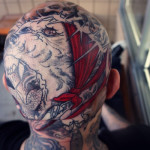 head3 150x150 - 100's of Head Tattoo Design Ideas Picture Gallery