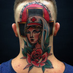 head5 150x150 - 100's of Head Tattoo Design Ideas Picture Gallery