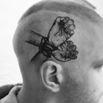 head8 150x150 - 100's of Head Tattoo Design Ideas Picture Gallery
