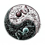l 150x150 - Yin Yang Tattoos Design Ideas Pictures Gallery