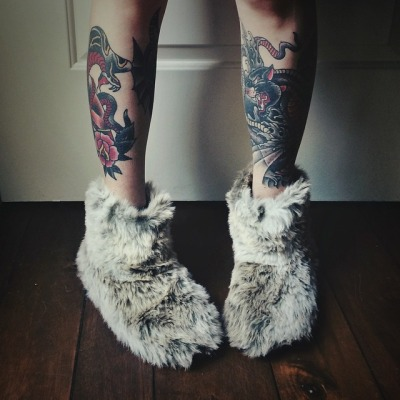 Leg Tattoos Design Ideas Pictures Gallery