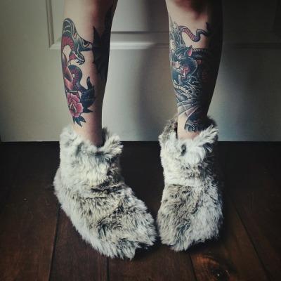Leg Tattoos Design Ideas Pictures Gallery