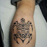 leg2 150x150 - 100's of Leg Tattoo Design Ideas Picture Gallery