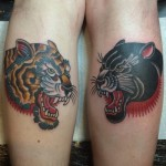 leg8 150x150 - Leg Tattoos Design Ideas Pictures Gallery