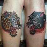 leg8 150x150 - Leg Tattoos Design Ideas Pictures Gallery