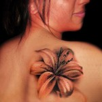 lilly tattoos 3 150x150 - Lilly Tattoos Design Ideas Pictures Gallery