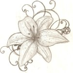 lilly tattoos 4 150x150 - Lilly Tattoos Design Ideas Pictures Gallery