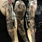 s121 150x150 - Sleeve Tattoos Design Ideas Pictures Gallery