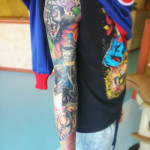 s41 150x150 - Sleeve Tattoos Design Ideas Pictures Gallery