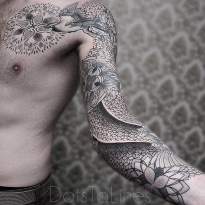 s71 - Sleeve Tattoos Design Ideas Pictures Gallery