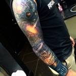s81 150x150 - Sleeve Tattoos Design Ideas Pictures Gallery