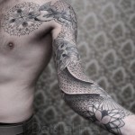 s9 150x150 - Shoulder Tattoos Design Ideas Pictures Gallery