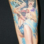 tattoo346 150x150 - Wonder Woman Tattoos Design Ideas Pictures Gallery