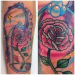 tumblr nawxficvbh1qg25aio1 400 150x150 - Beauty And The Beast Tattoos Design Ideas Pictures Gallery