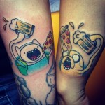 tumblr ndwkp5HBl91rn3yyfo1 4001 150x150 - Bear Tattoos Design Ideas Pictures Gallery