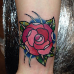 tumblr nems1rRZap1qe7wq1o1 400 150x150 - Beauty And The Beast Tattoos Design Ideas Pictures Gallery