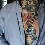 tumblr nfte4eRqKx1s64x4go1 400 150x150 - Neck Tattoos Design Ideas Pictures Gallery