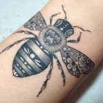 tumblr nfxr2lo3Kt1qa87pso1 400 150x150 - Bee Tattoos Design Ideas Pictures Gallery