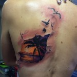 tumblr ngbhxmefkE1rn3yyfo1 400 150x150 - Beach Tattoos Design Ideas Pictures Gallery