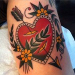 tumblr nh7ve7h8mh1s9dxwdo1 400 150x150 - Arrow Tattoos Design Ideas Pictures Gallery