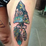 tumblr ni2k3bAVIH1rn3yyfo1 400 150x150 - Arrow Tattoos Design Ideas Pictures Gallery