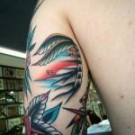 tumblr ni2k8slQn41rn3yyfo1 400 150x150 - Beach Tattoos Design Ideas Pictures Gallery