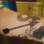 tumblr nj1db52O451rn3yyfo1 400 150x150 - Arrow Tattoos Design Ideas Pictures Gallery