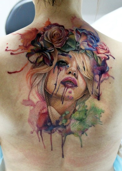 Back Tattoos Design Ideas Pictures Gallery