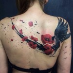 tumblr njw707cZIM1rn3yyfo1 400 150x150 - Back Tattoos Design Ideas Pictures Gallery