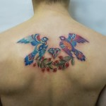 tumblr njxaurPRVM1rn3yyfo1 4001 150x150 - Birds Tattoos Design Ideas Pictures Gallery