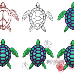turtle tattoo 11 150x150 - Turtle Tattoos Design Ideas Pictures Gallery