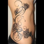 vine tattoos 9 150x150 - Vines Tattoos Design Ideas Pictures Gallery