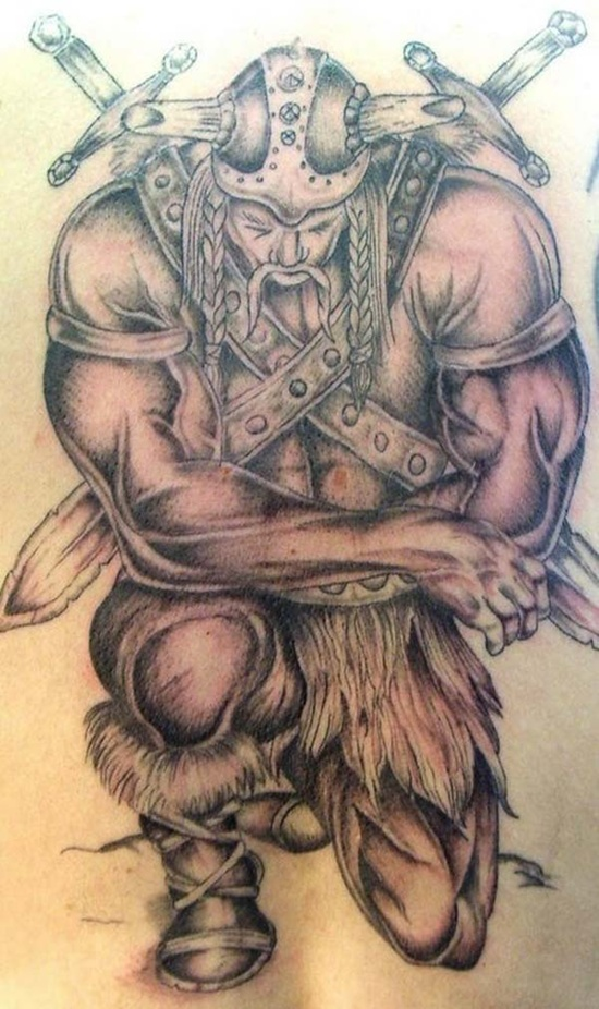 warriors-tattoo-